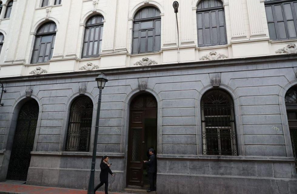 PJ autorizó allanamiento a despacho parlamentario de Luciana León (Foto: Gian Carlo Ávila)