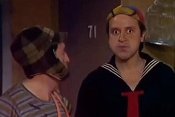 Carlos Villagrán fue el que eligió que el personaje de Quico usara un traje de marinerito como manera de diferenciarse del Chavo. Posteriormente se dijo que el papá de Quico era un marinero que murió en altamar. (Fuente: Televisa)